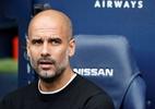 """Ídolo inglês fala em """"jogo sujo"""" do City, e Guardiola mostra incômodo - Phil Noble/Reuters"""