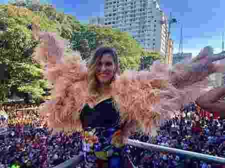 Fernanda Lima Parada LGBT (Reprodução/Instagram)