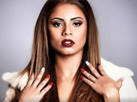 A cantora carioca Lexa (FOTO: Reprodução)