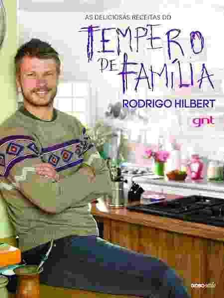 """""""Tempero de Família"""", do Rodrigo Hilbert, é um dos assegurados - Amazon"""