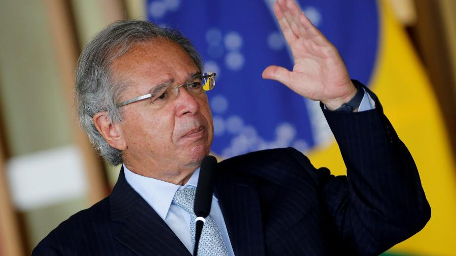 Guedes fala sobre futuro da economia brasileira - Reuters