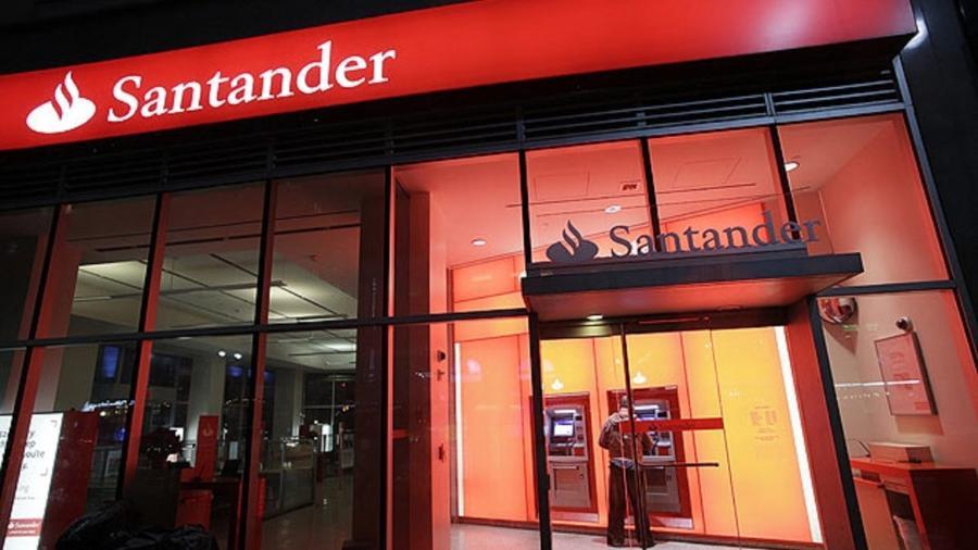 Santander tem lucro de R$ 13,68 bilhões no Brasil - Divulgação
