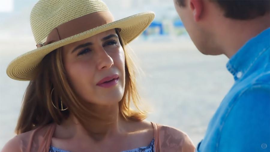 Dominique (Guilhermina Guinle) em Salve-se Quem Puder (Reprodução/TV Globo). - Reprodução/TV Globo