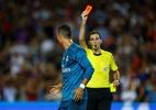 """Cristiano Ronaldo desabafa contra punição: """"isso se chama perseguição"""" - Juan Medina/Reuters"""