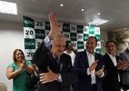 Em Jaboatão, Guilherme Uchoa assina filiação ao PSC - Bobby Fabisak/JC imagem