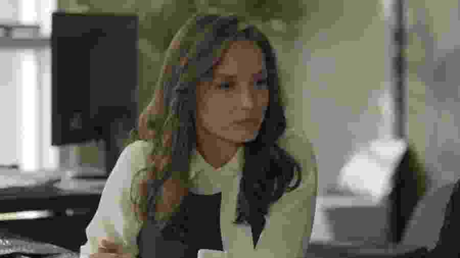 Lara (Rosanne Mulholland) em Malhação (Reprodução/TV Globo). - Lara (Rosanne Mulholland) em Malhação (Reprodução/TV Globo).