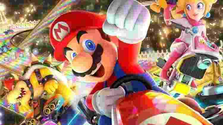 Mario Kart - Reprodução - Reprodução