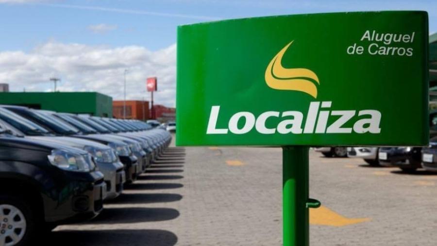Localiza (RENT3)  -