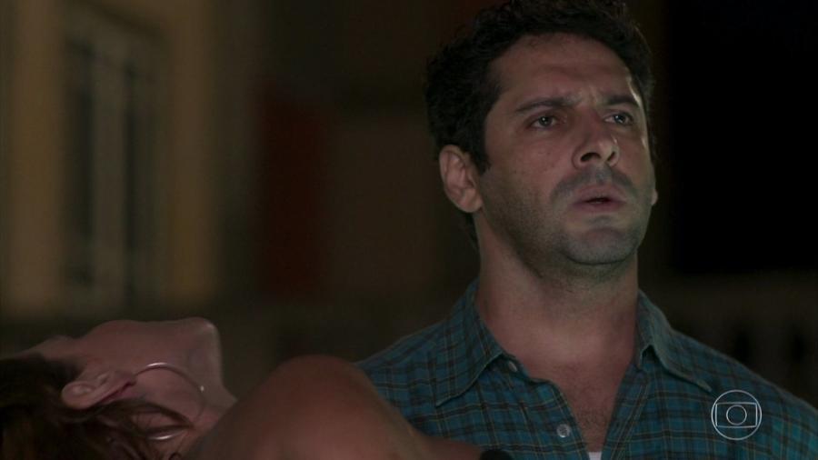 Zezinho (João Baldasserini) em Salve-se Quem Puder (Reprodução/TV Globo). - Reprodução/TV Globo