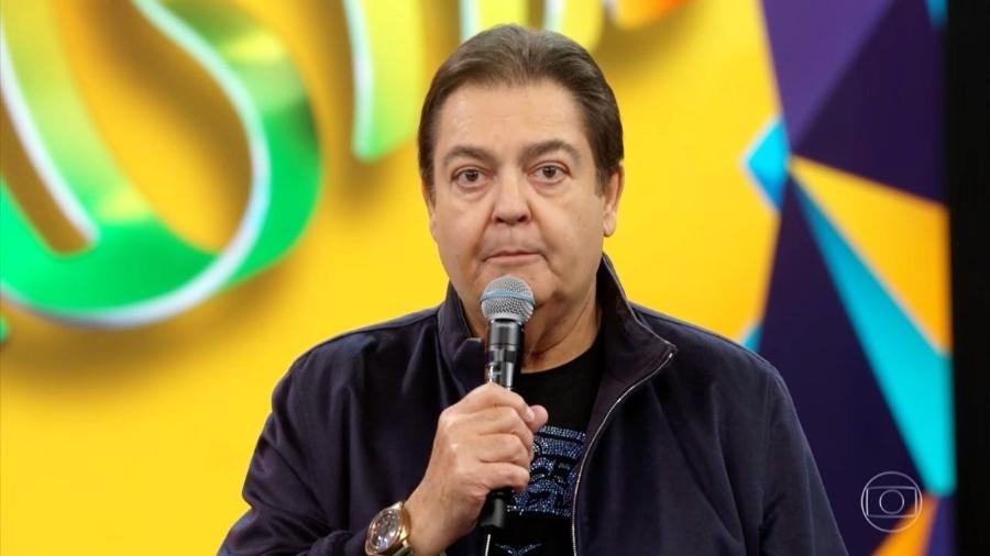 Faustão, que está indo da Globo para a Band - Reprodução / Internet