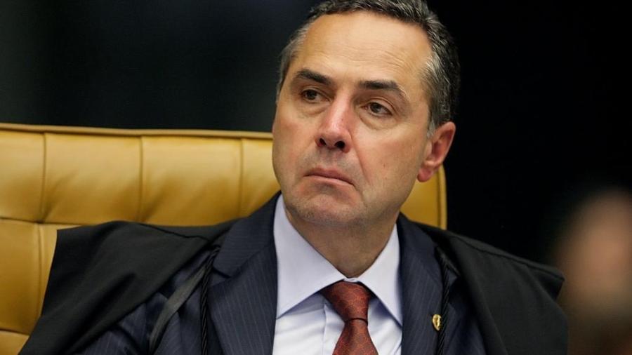 Ministro do STF Luís Roberto Barroso - Fellipe Sampaio/SCO/STF