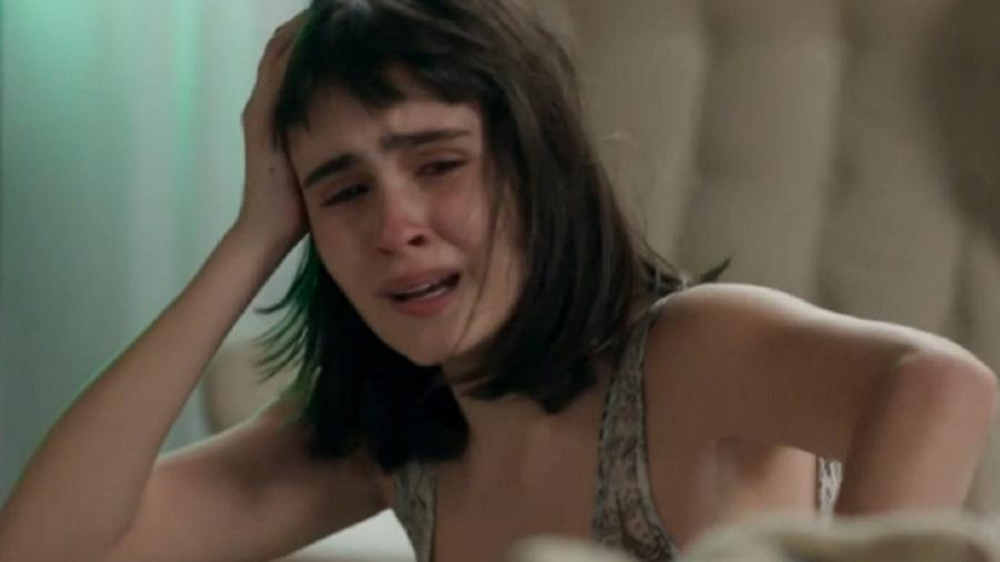 Bebeth  (Valentina Herszage) em Pega Pega (Reprodução/Globo) - Reprodução / Internet