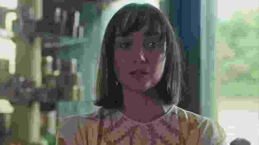 Clotilde (Simone Spoladore) em Éramos Seis (Reprodução) - Reprodução