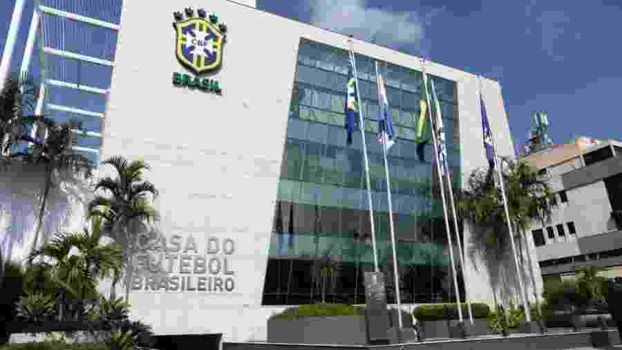 Clubes e CBF receberão por apostas em sites visando o Campeonato Brasileiro - CBF/Divulgação