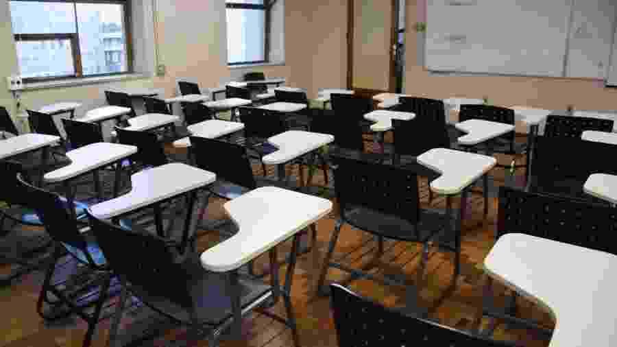 Entre brancos, chance de concluir curso é de 6,2%; entre negros, 3,7% -                                 FCE/Divulgação
