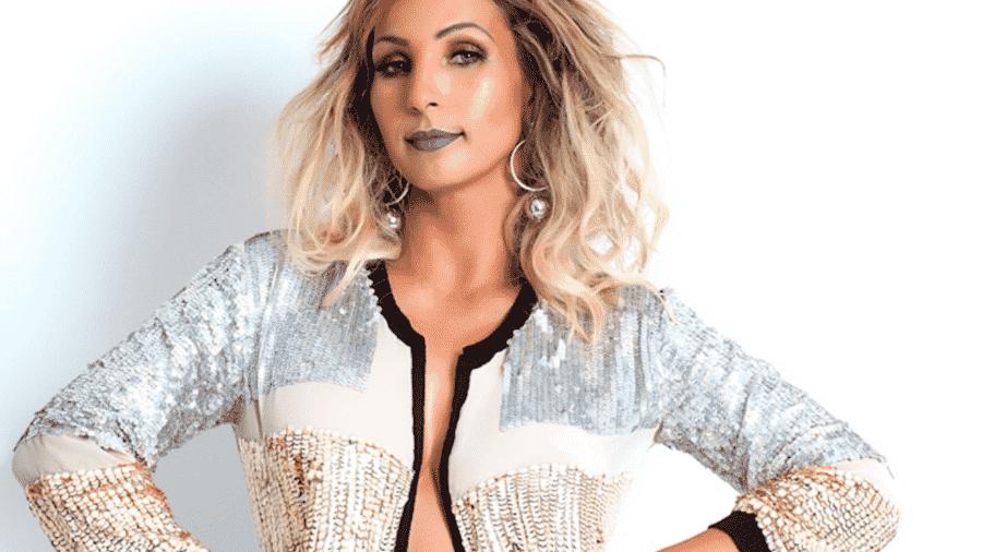 A cantora Valesca Popozuda - Reprodução / Internet