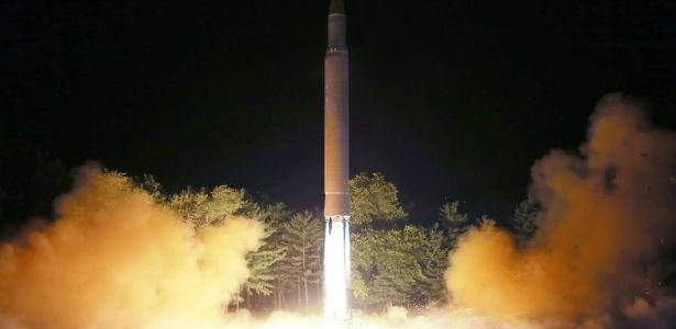 Sanções da ONU são resposta a testes balísticos da Coreia do Norte
