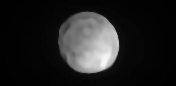 Entre Marte e Júpiter | Telescópio no Chile descobre Hígia, menor planeta anão
