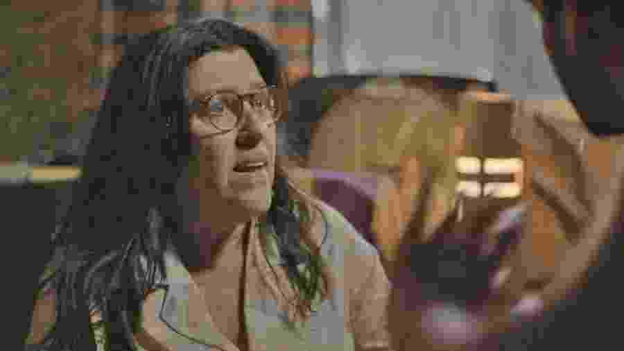 Lurdes (Regina Casé) de Amor de Mãe (Divulgação/TV Globo)  - Divulgação/TV Globo