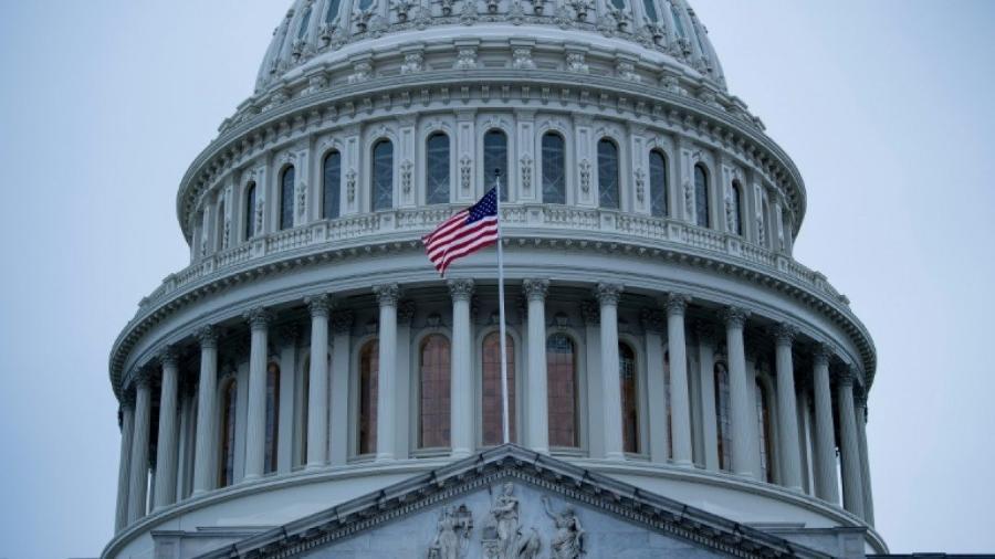 Congresso dos EUA reforça segurança diante de nova ameaça extremista -                                 AFP