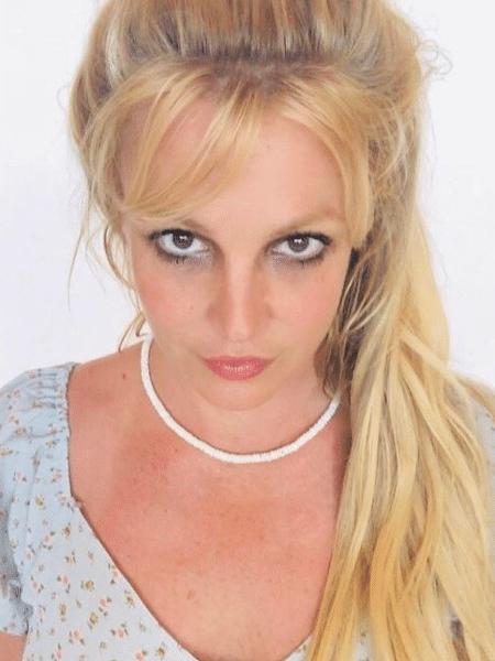 A cantora norte-americana Britney Spears revelou que o pai a obrigou a usar DIU para que não ficasse grávida - Reprodução / Internet