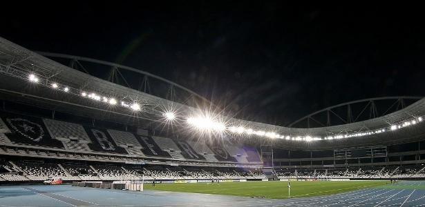 TJD quer o Engenhão aberto para receber a final da Taça Guanabara no domingo (18)