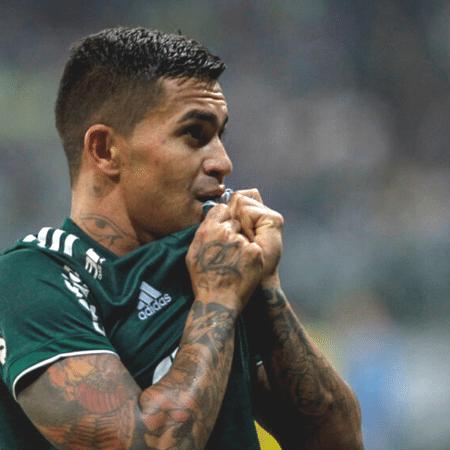 Palmeiras está negociando Dudu com o futebol do Qatar - Cesar Grecco/Palmeiras