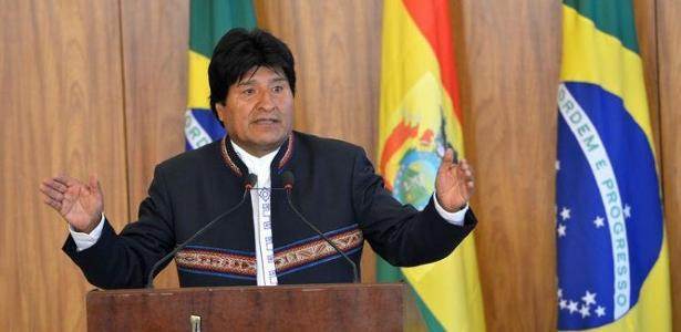 Evo Morales recebeu o aval do Tribunal Constitucional para se candidatar a um quarto mandato consecutivo (2020-2025)
