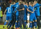 Estreia da Islândia na Copa tem quase 100% de audiência no país - AFP