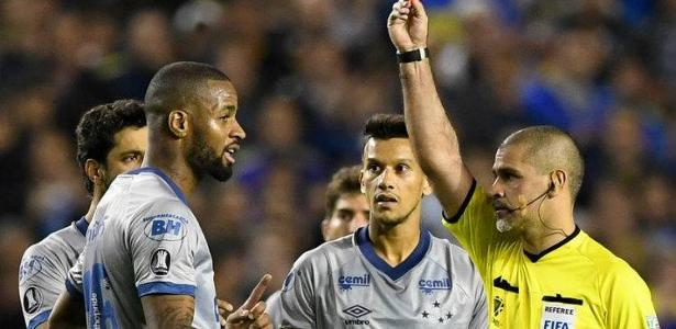 """Discurso de união dos clubes brasileiros ficou mais forte após """"caso Dedé"""", contra o Boca - AFP"""