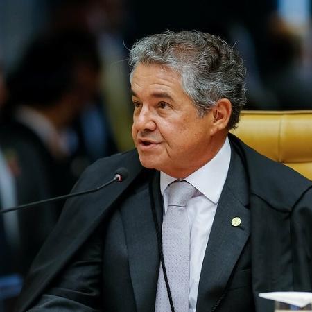 Ministro do Supremo Tribunal Federal, Marco Aurélio de Mello. -  Cesar Itiberê/PR