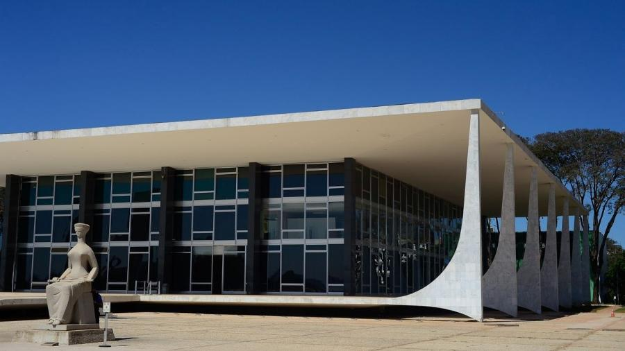 Fachada do edifício sede do Supremo Tribunal Federal - STF   -  Marcelo Casal Jr./Agência Brasil
