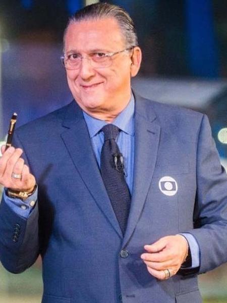 Galvão Bueno transmite na Globo - Galvão Bueno - Foto: Pedro Strazza