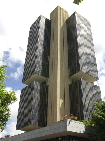 Prédio do Banco Central em Brasíla - Arquivo/Agência Brasil