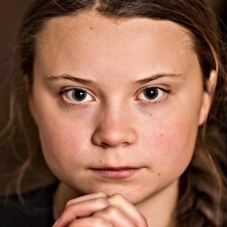 A sueca Greta Thunberg inspira mulheres pelo mundo a proteger o meio ambiente - Getty Images