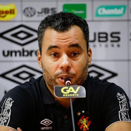 Sport, de Jair Ventura, foi eliminado da Copa do Nordeste                            -                                 ANDERSON STEVENS/SPORT