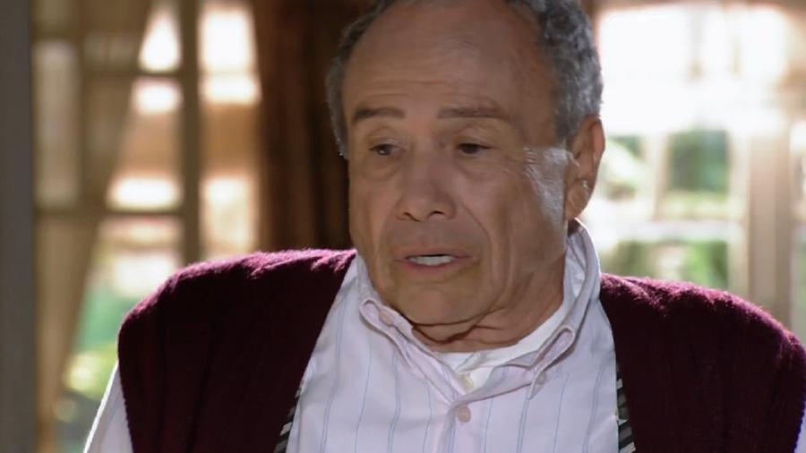Laudelino (Stênio Garcia) em A Vida da Gente (Foto: Reprodução/ TV Globo) - Reprodução / Internet