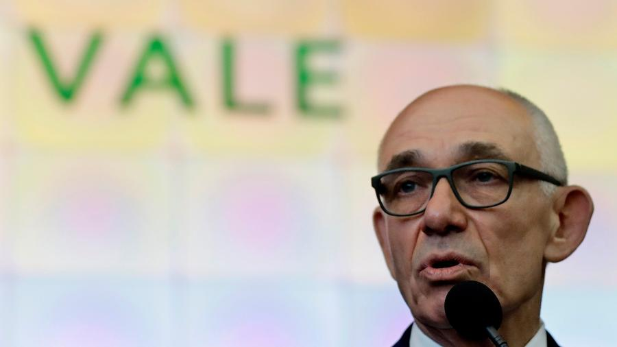 O diretor-presidente da Vale, Fabio Schvartsman - Paulo Whitaker/Reuters