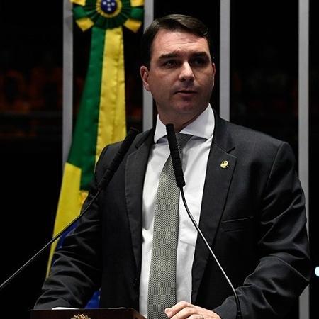 """STJ anula quebra de sigilo de Flávio Bolsonaro no caso da """"rachadinhas""""  - Divulgação/Senado Federal"""