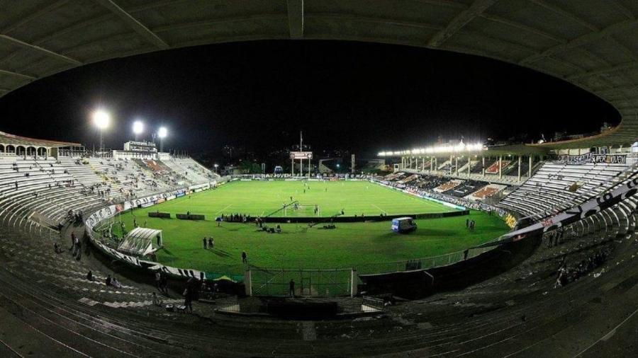 Estádio de São Januário será usado pelo Fluminense - Reprodução / Internet