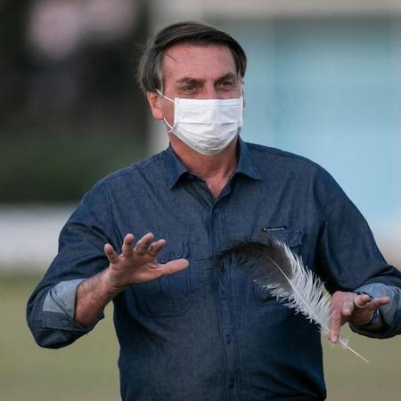 """Bolsonaro, sobre fatiar reforma tributária: """"Seria uma garantia de você avançar"""" - Getty Images"""