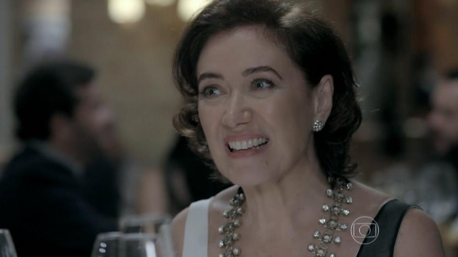 Maria Marta (Lília Cabral) em Império (Foto: Reprodução / Globo) - Reprodução / Internet