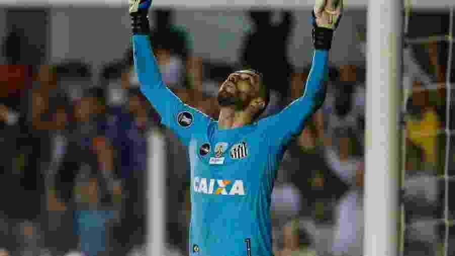 Vanderlei sempre foi aconselhado ao Santos em relação a aparecer mais na mídia - Marcello Zambrana/AGIF/Estadão Conteúdo