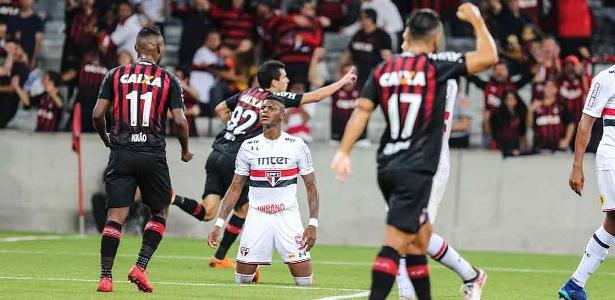 Atlético bateu São Paulo por 2 a 1: quinta atuação da equipe principal no ano até aqui