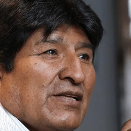 """Evo Morales está """"muito bem"""", após dar positivo no teste para covid-19 - Reproducão/Instagram"""