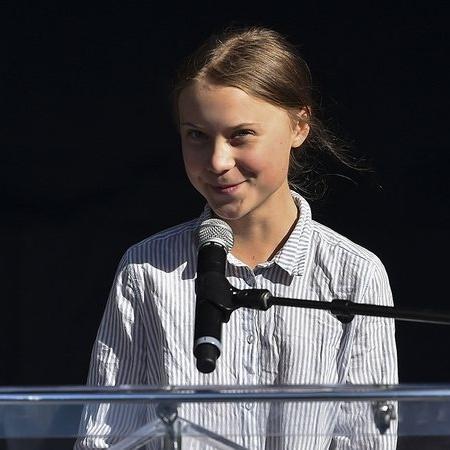 Ativista Greta Thunberg não estará na conferência da ONU sobre o clima na Escócia - Getty Images