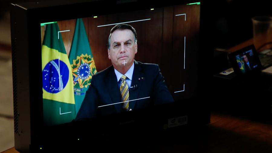 Jair Bolsonaro - Anderson Riedel/PR