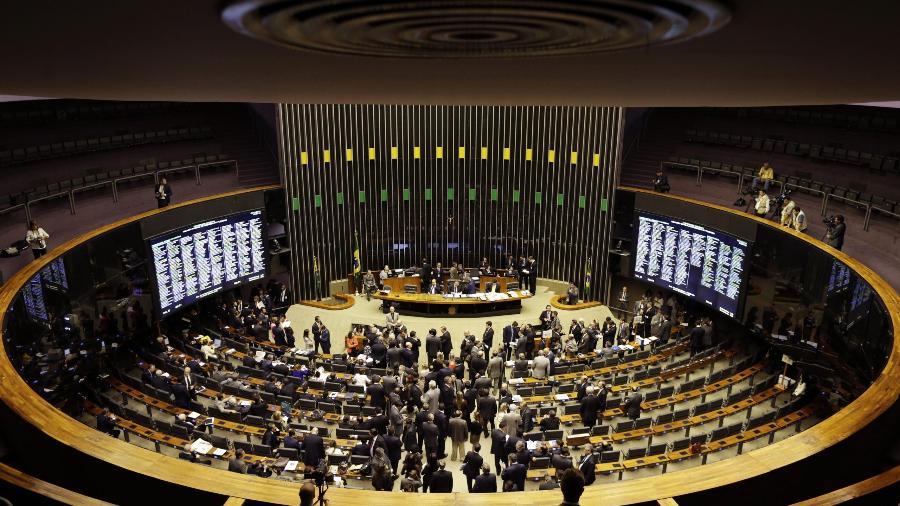 Plenário da Câmara dos Deputados - Por Maria Carolina Marcello