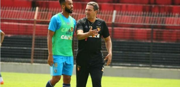 Vanderlei Luxemburgo foi fiador da contratação de Wesley no Sport