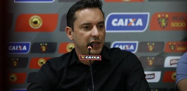 Ex-Cruzeiro, executivo de futebol estava no Sport antes de receber oferta do Grêmio - Foto: JC Imagem